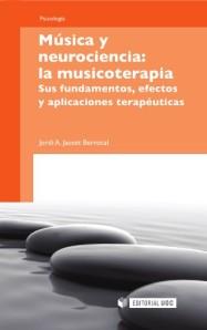 Llibre d'en Jordi Jauset sobre Musicoteràpia i Neurociència.