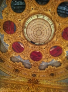 Gran teatre LIceu 2-4-2013 visita amb ICMT i Associació Síndrome de Williams