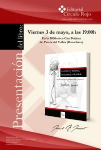 Acte presentació llibre Música y cerebro una pareja saludable d'en Jordi Jauset