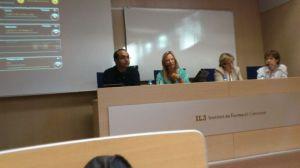 Inaguració Màster Musicoteràpia 2013-2015 Universitat de Barcelona d'Ernesto Briceño CEM María Grever Musicoteràpia