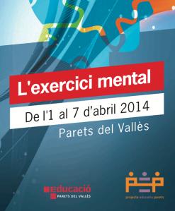 L'exercici mental1 − 7 d'Abril Parets del Vallès