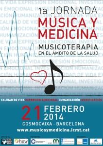 Àrea de Musicoteràpia CEM María Grever 1era Jornada de Música i Medicina Musicoteràpia en l'àmbit de la salut