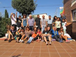 Isabel Gómez col.labora amb l'Associació Síndrome de Williams a les sessions de musicoteràpia del CEM maría Grever
