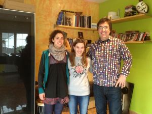 Núria Margalef estudiant de magisteri musical de la UAB col.laborarà amb el CEM María Grever